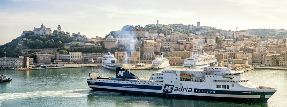 traghetto Albania Adria Ferries
