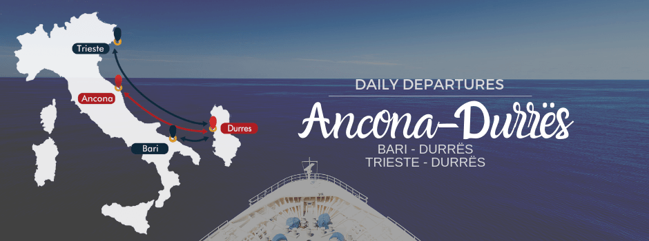 Ancona Durres Line Adriaferries
