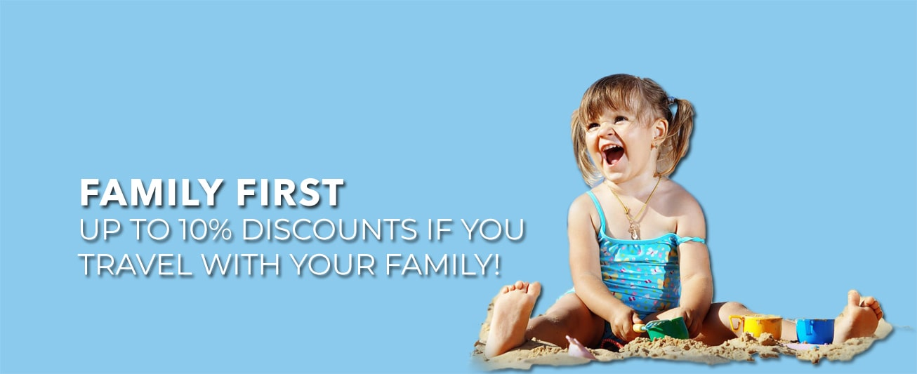 Offer family first Adria Ferries