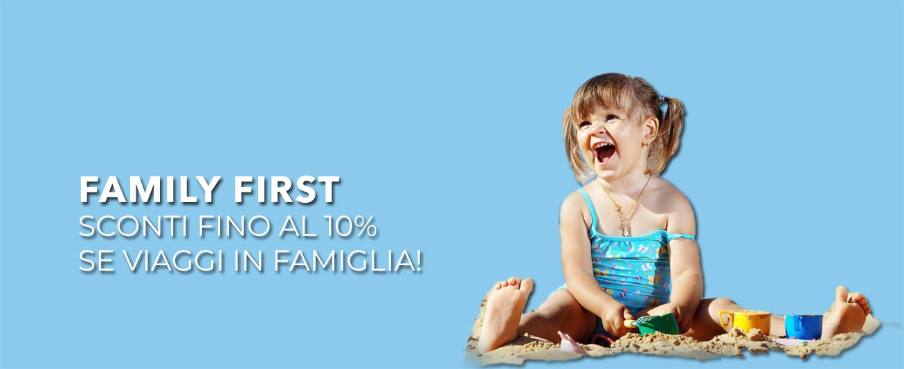 Offerta family first 2019 Adria Ferries