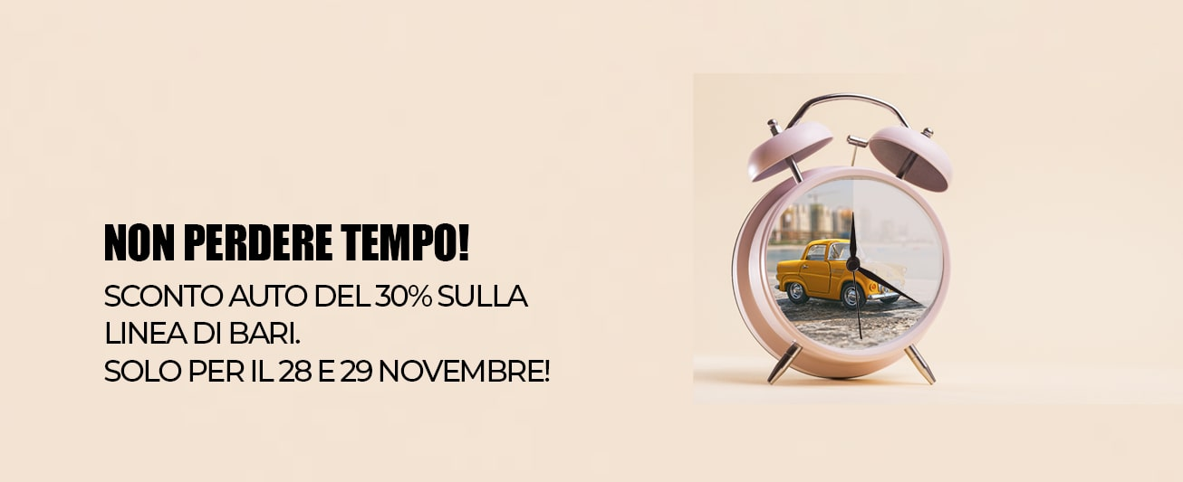 Offerta Black Month Adria Ferries